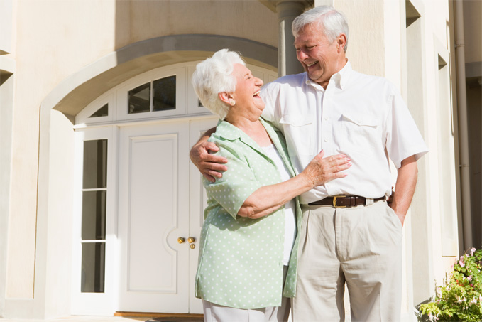 Senior moving, wlswe couple about to relocate