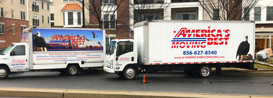 Commercial Movers South Jersey